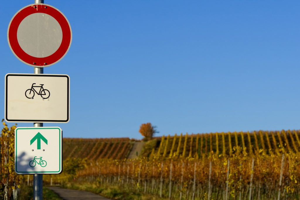 Znaki drogowe - zestaw